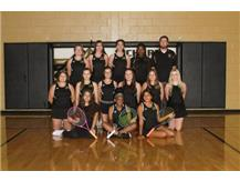 Varsity Girls Tennis 2019