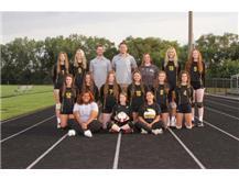 Varsity Girls Volleyball 2019