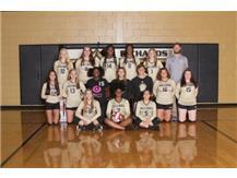 Sophomore Girls Volleyball 2019