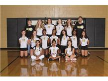 Freshmen Girls Volleyball 2019