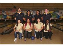 Girls JV Bowling 2019-2020