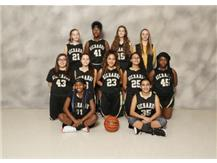 Freshmen Girls Basketball 2019