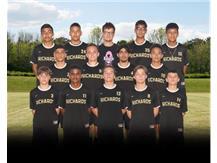 JV Boys Soccer 2021