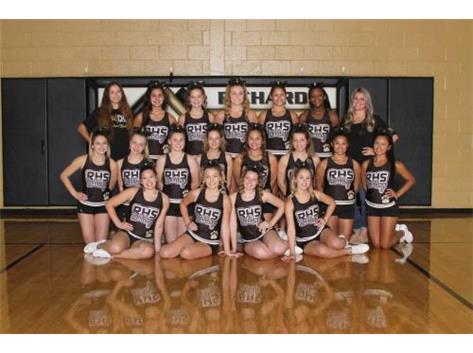 Varsity Cheer 2019