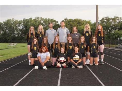Varsity Girls Volleyball 2019