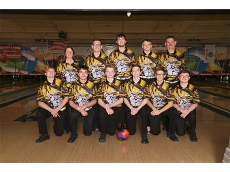 Boys Varsity Bowling 2019-2020
