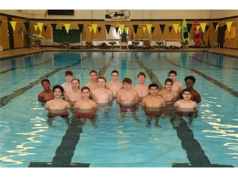 Boys Swimming 2019-2020
