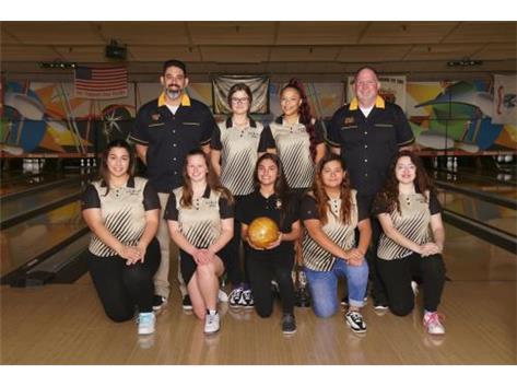 Girls Varsity Bowling 2019-2020