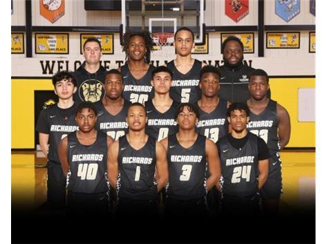 Varsity boys basketball 2020.21