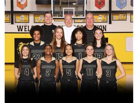 Varsity girls basketball 2020.21