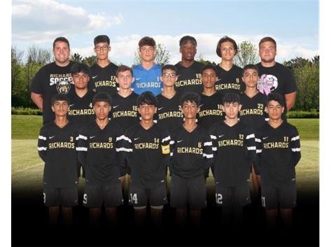 Varsity Boys Soccer 2021