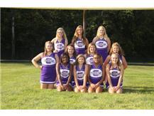 2017-18 Cheerleaders