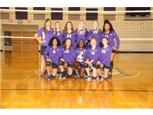 2017-18 7th Grade Volleyball