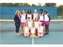 2017-18 Girls Tennis