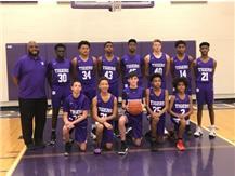 8th grade boys basketball Team picture 2018-2019