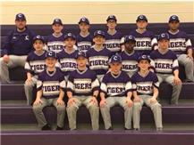 2019 seventh grade baseball team