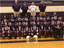 8th Grade Football Team for 2019 Ridgeview