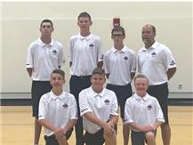 BOYS GOLF  TEAM FOR 2019 RIDGEVIEW