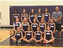 GIRLS CROSS COUNTRY FOR 2019