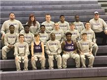 Here is the Ridgeview Wrestling team for the 2019- 2020 winter season.