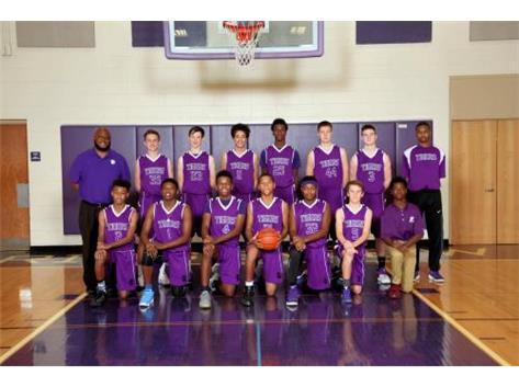 2016-17 8th Grade Boys Basketball
