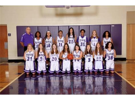 2016-17 7th Grade Girls Basketball