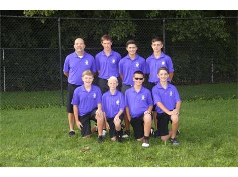 2017 Boys Golf
