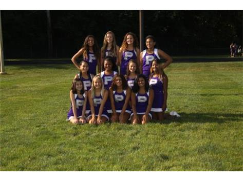 2017-18 Cheerleaders