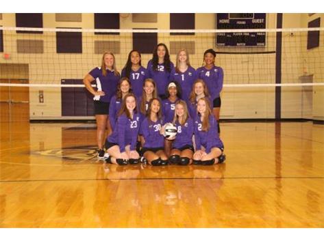 2017-18 8th Grade Volleyball