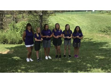 2018 Ladies Golf