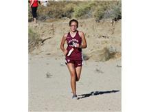 Sophomore runner Jairi Ornelas