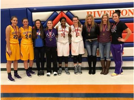 2016 Riverton Christmas Tournament All-Tournament Team