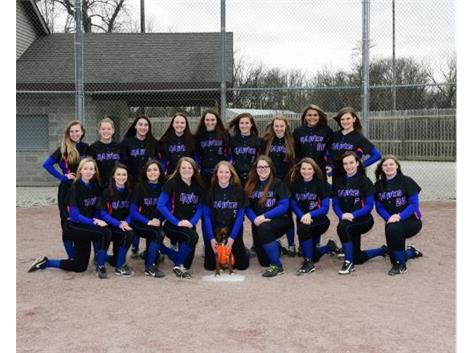 2017 Riverton Hawks Softball
