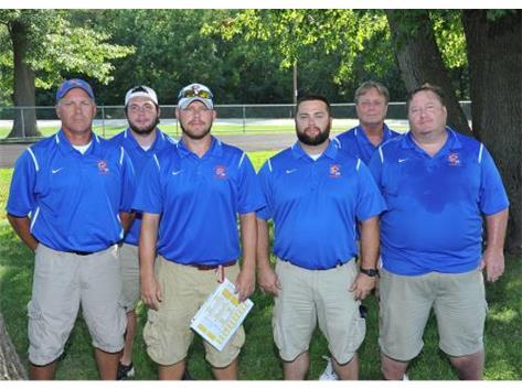 2017 Football Coaching Staff