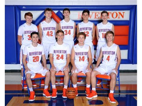 2017/18 Boys Basketball