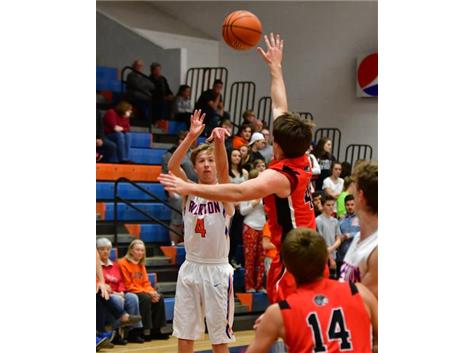Junior Guard - Colton Charles