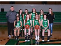 JV GIRLS BASKETBALL