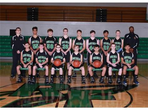 FR-SO BOYS BASKETBALL