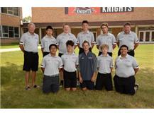 2021 Boys Golf