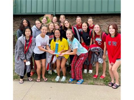 Sterling Invite-2nd Place