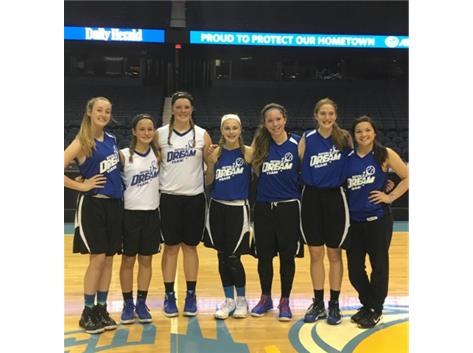 2016 Dream Team at All State Arena