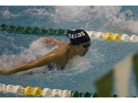 Beads @ New Trier Trevian Relays 10/14/17