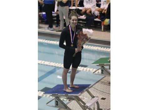 100 fly- 3rd