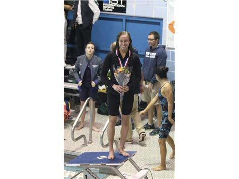 100 Fly- 7th