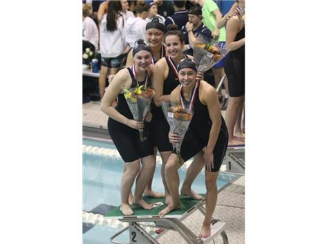 200 Free Relay-2nd