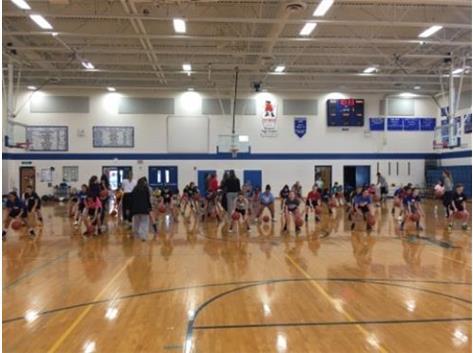 Holiday Hoops Camp 2017