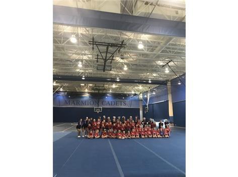 2018 Summer Cheer Camp! 7/27/18