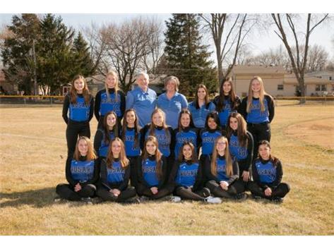 2019 Rosary Royals Varsity Softball Team!