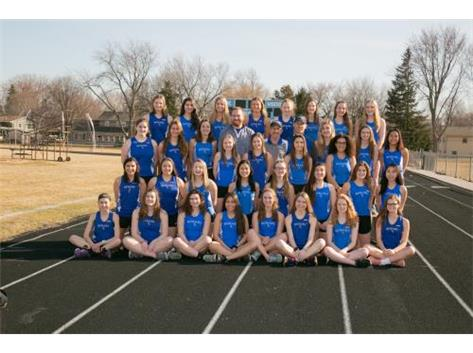 2019 Rosary Royals Varsity Track & Field Team!