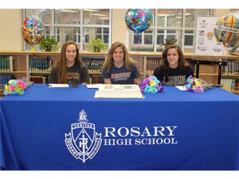 Linda Licari (pictured on the left) will Swim for East Carolina University starting in the 2019-2020 season. Way to go!